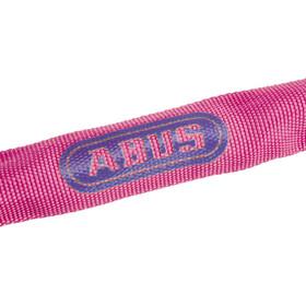 ABUS Steel-O-Chain 5805C/75 Candado de Cadena, rosa